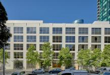 360 Spear San Francisco data center Madison Capital PGIM Real Estate Harvest Properties Cushman & Wakefield