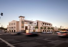 Blox Ventures, Angelo Gordon, Palo Alto, College Terrace's First Republic Center, Real Produce International Market, KKR, Drawbridge Realty