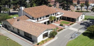 Presidio Trust, Wedgewood Weddings and Events, San Francisco, Golden Gate Club, Chapel of Our Lady, Log Cabin