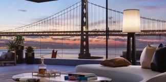 One Steuart Lane, San Francisco, Paramount Group, Skidmore Owings & Merrill, LAIGRE, Molteni Group