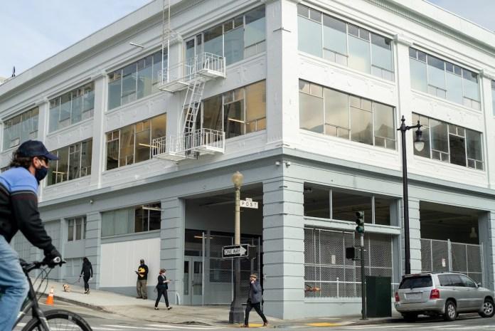 Lower Polk TAY Navigation Center, San Francisco, Tidewater Capital, Charles F. Blozies, Skyline Capital Builders