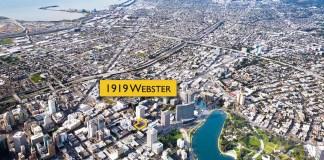 1919 Webster Oakland Ellis Partners Intercontinental Real Estate Corporation East Bay Area San Francisco