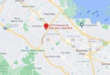 Alexandria Real Estate, Stanford Research Park, 2475 Hanover, Jazz Pharmaceuticals, Stanford University, Mercari, HP, ARGO AI,