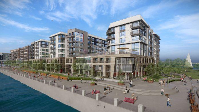 Cityview, Oakland Waterfront, Oakland, Brooklyn Basin, Webcor, AC Martin, Nadia Geller Designs, James E. Roberts Obayashi