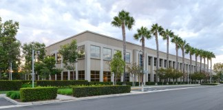 Irvine Company McCarthy Center Milpitas Corning Optical Communications Rhode & Schwartz cPacket Networks Silicon Valley