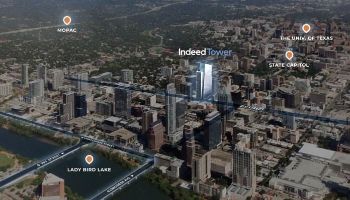 Kilroy, Austin, San Diego, Bellevue, Indeed Tower, Key Center, 2045 Pacific Highway