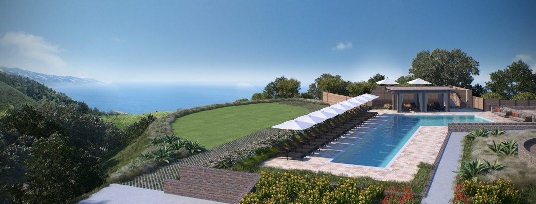 John Pritzker Ventana Big Sur Hyatt Hotels Geolo Capital Wanxiang America Real Estate Alila Resort