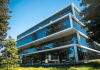 Pathline Park, The Irvine Company, Sunnyvale, Silicon Valley, Apple, Proofpoint Inc., Synopsis Inc., OJB, Arquitectonica
