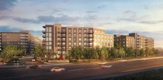 Berkadia, Gateway Crossings, Santa Clara, Hunter Properties, Holland Partner Group