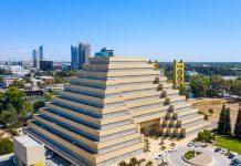 CBRE, Sacramento, Nome Ventures, Citigroup Capital Markets, The Zigggurat, Zurich Alternative Asset Management, State of California Department of General Services
