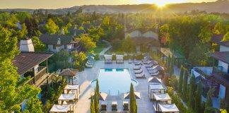 DiamondRock Hospitality, The Lodge at Sonoma, Sonoma, Marriott International, Autograph Collection, Wit & Wisdom, High Horse Bar, Benicia's Kitchen