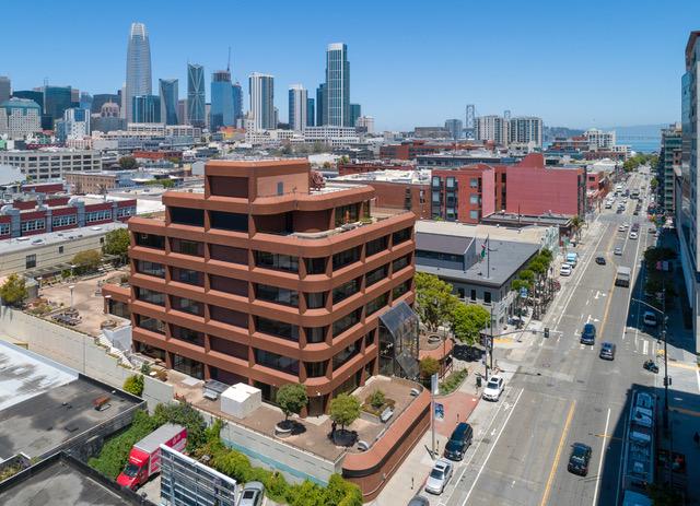 260 Townsend San Francisco Bridgeton STARS REI Alexandria Real Estate Equities CBRE