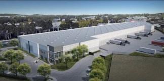 1605 Industrial Avenue FedEx San Jose Silicon Valley LBA Realty industrial Bay Area Kidder Mathews