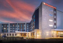 AWH, The Roxborough Group, Fremont, Baywood Hotels, Hilton Garden Inn Fremont Milpitas, The Blackstone Group, The Related Companies