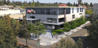 Public Safety Building, 250 Sherman, Swinerton, Palo Alto, RossDrulisCusenbery Architecture