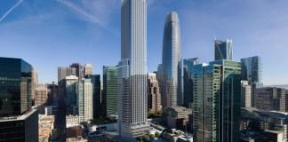 Rosewood Hotels & Resorts, San Francisco, Urban Pacific, Goldman Sachs Asset Management, Joyce Wang Studio, Hines, F4 Transbay Partners, Pelli Clarke Pelli Architects