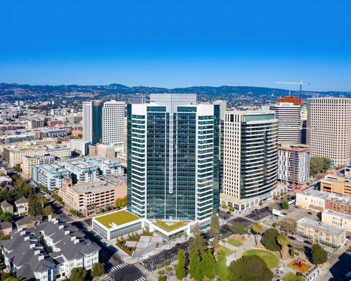 601 City Center, Degenkolb, Oakland, Cushman & Wakefield, Shorenstein Properties