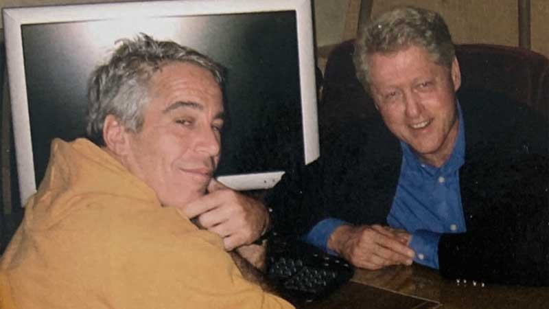 Google scrubbing Bill Clinton with Jeffery Epstein