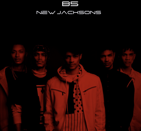 """R&B Group B5 Releases New Single """"Wave""""   New EP """"New ..."""