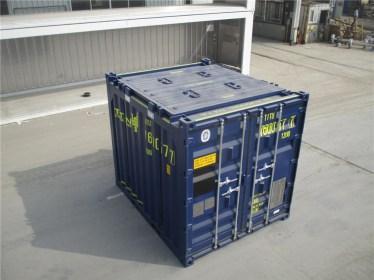 Buy 10ft open top container online