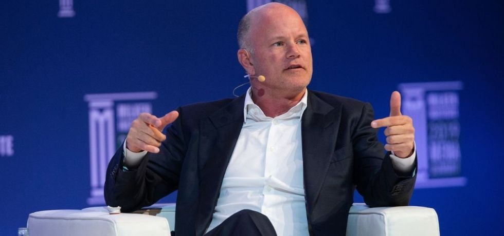 NFTs are the way of the future believes Mike Novogratz CEO of Galaxy Digital