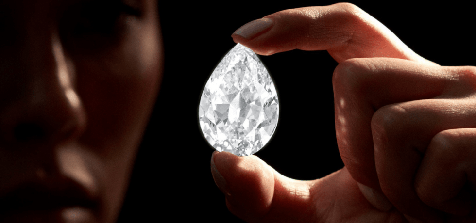 Internationally renowned Sotheby's to auction 101-Carat Diamond in Bitcoin and Ether
