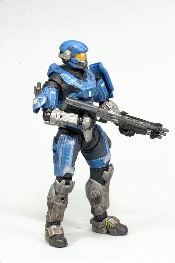 Custom Halo Action Figures