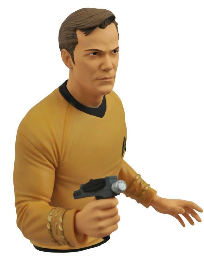 New From Dst Captain Kirk Bank Kill Bill Sin City
