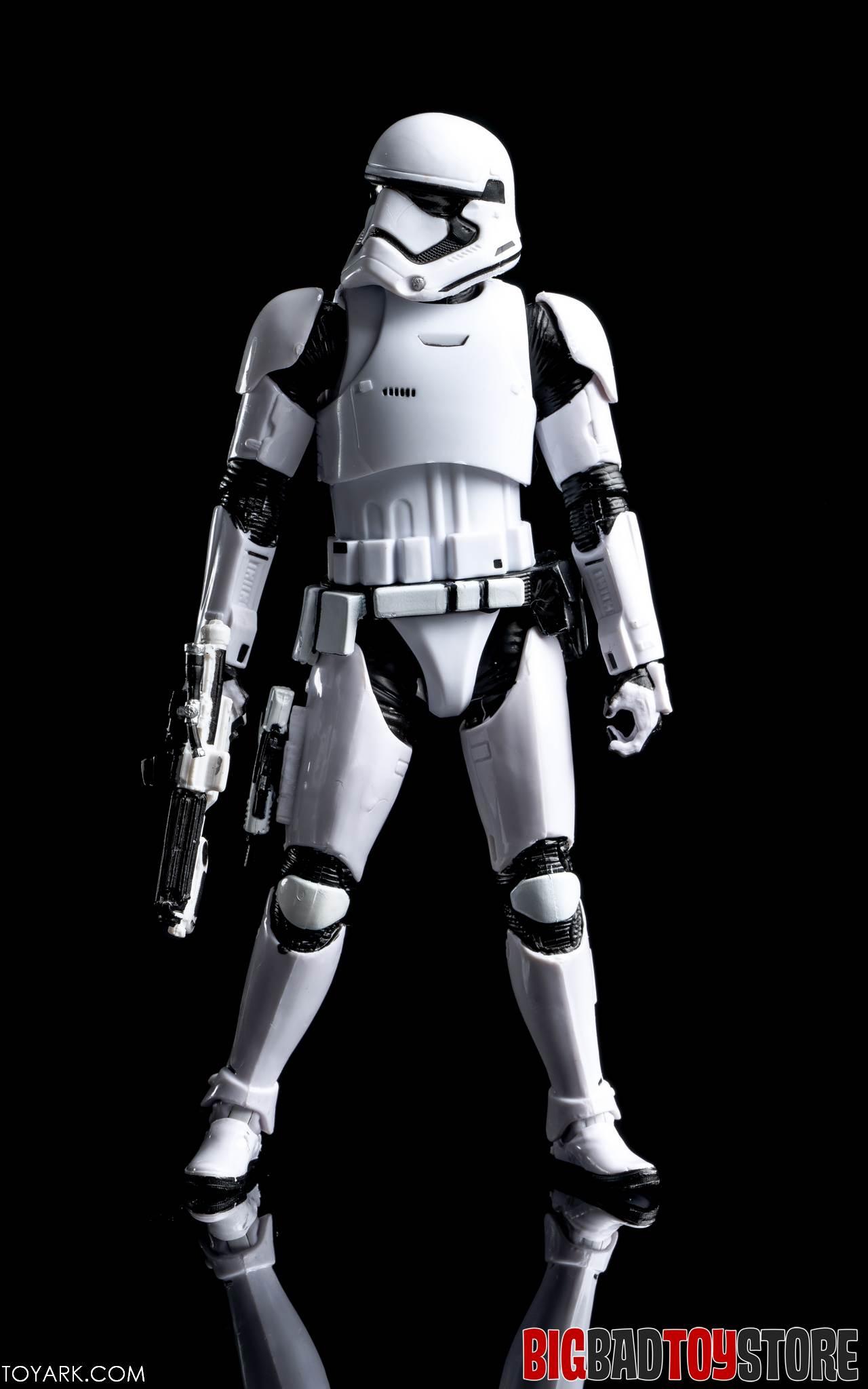 Series Order First Black Stormtrooper