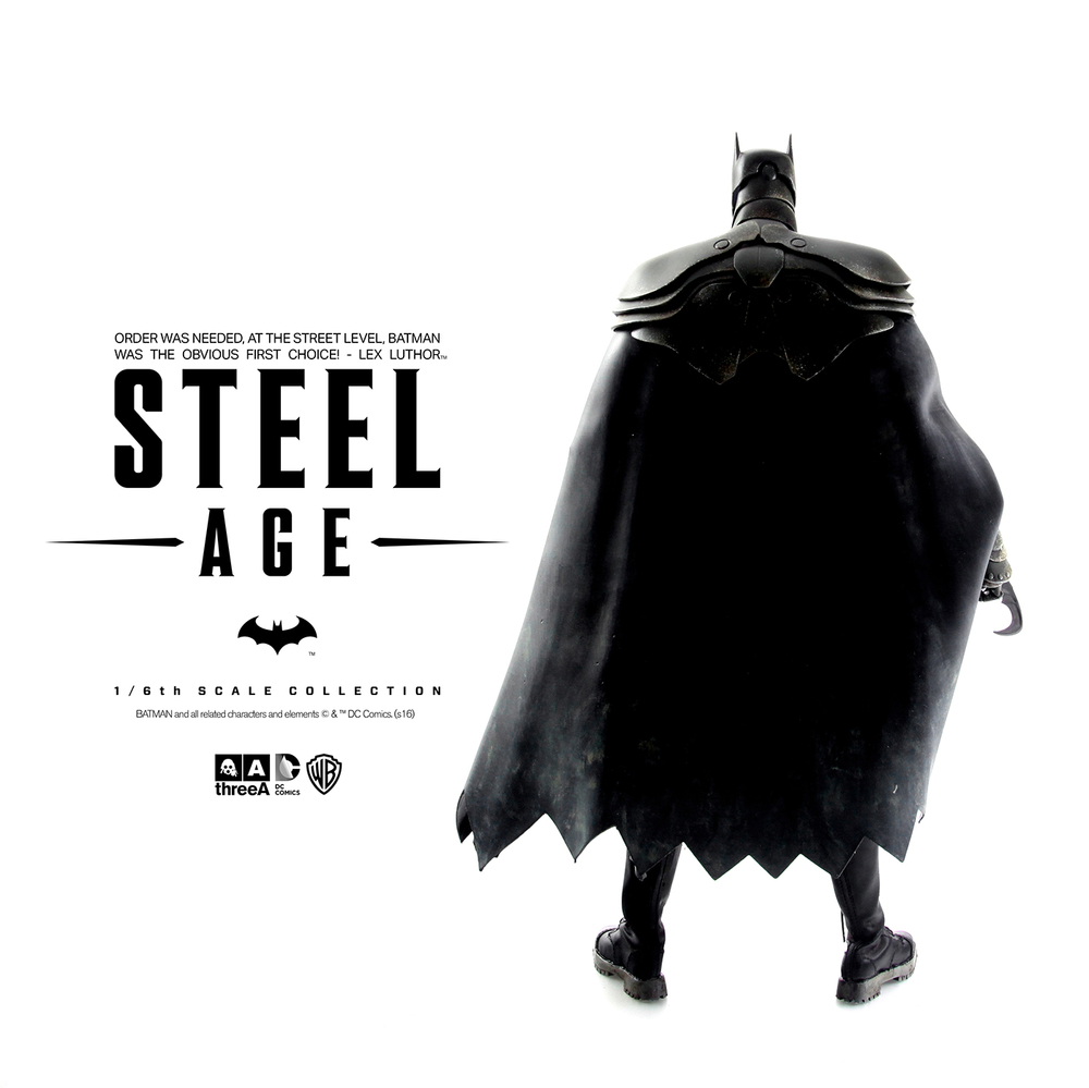 3A Steel Age Batman 007