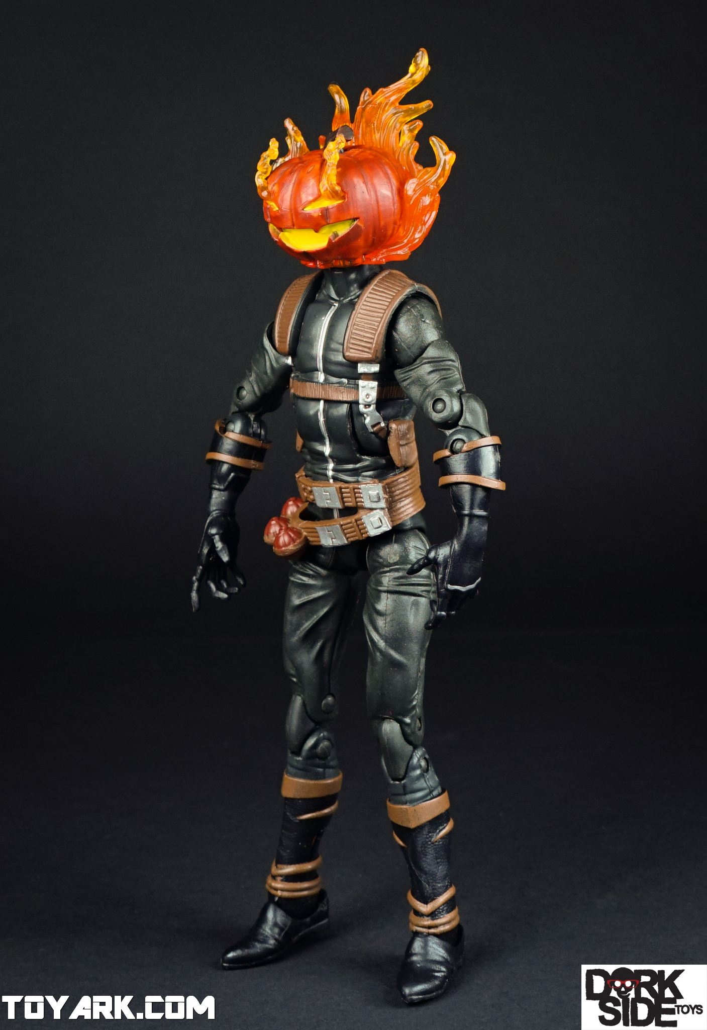 Marvel Legends Jack O Lantern Photo Shoot