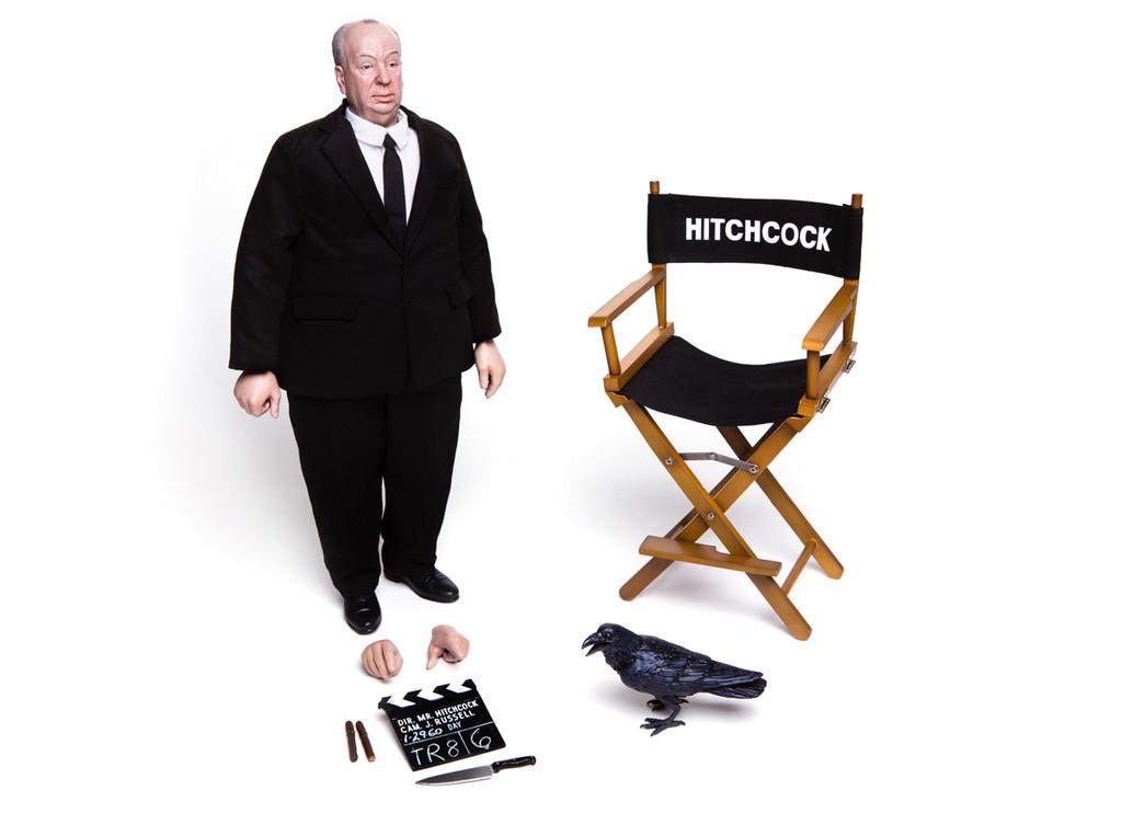 Mondo Alfred Hitchcock Figure 002