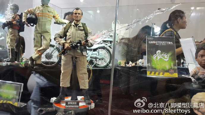 Soldier Story Sixth Scale Ghostbusters 001