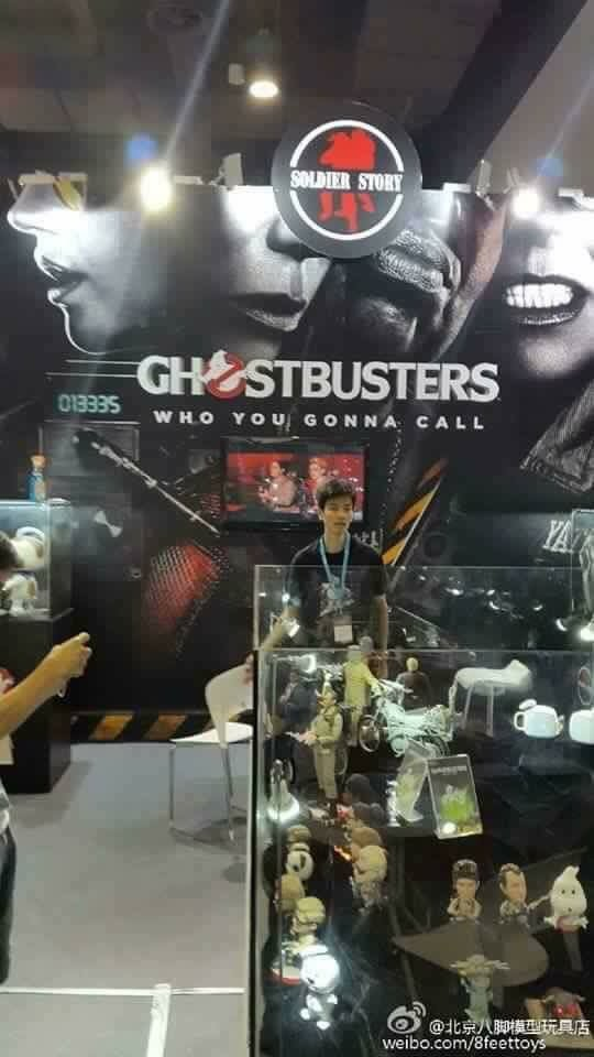 Soldier Story Sixth Scale Ghostbusters 005