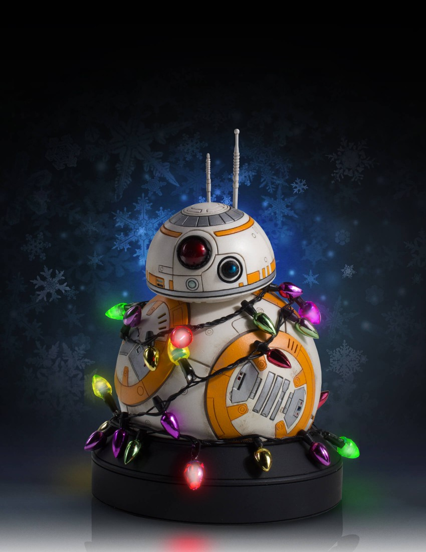 Gentle Giant Star Wars BB 8 Holiday Gift 002