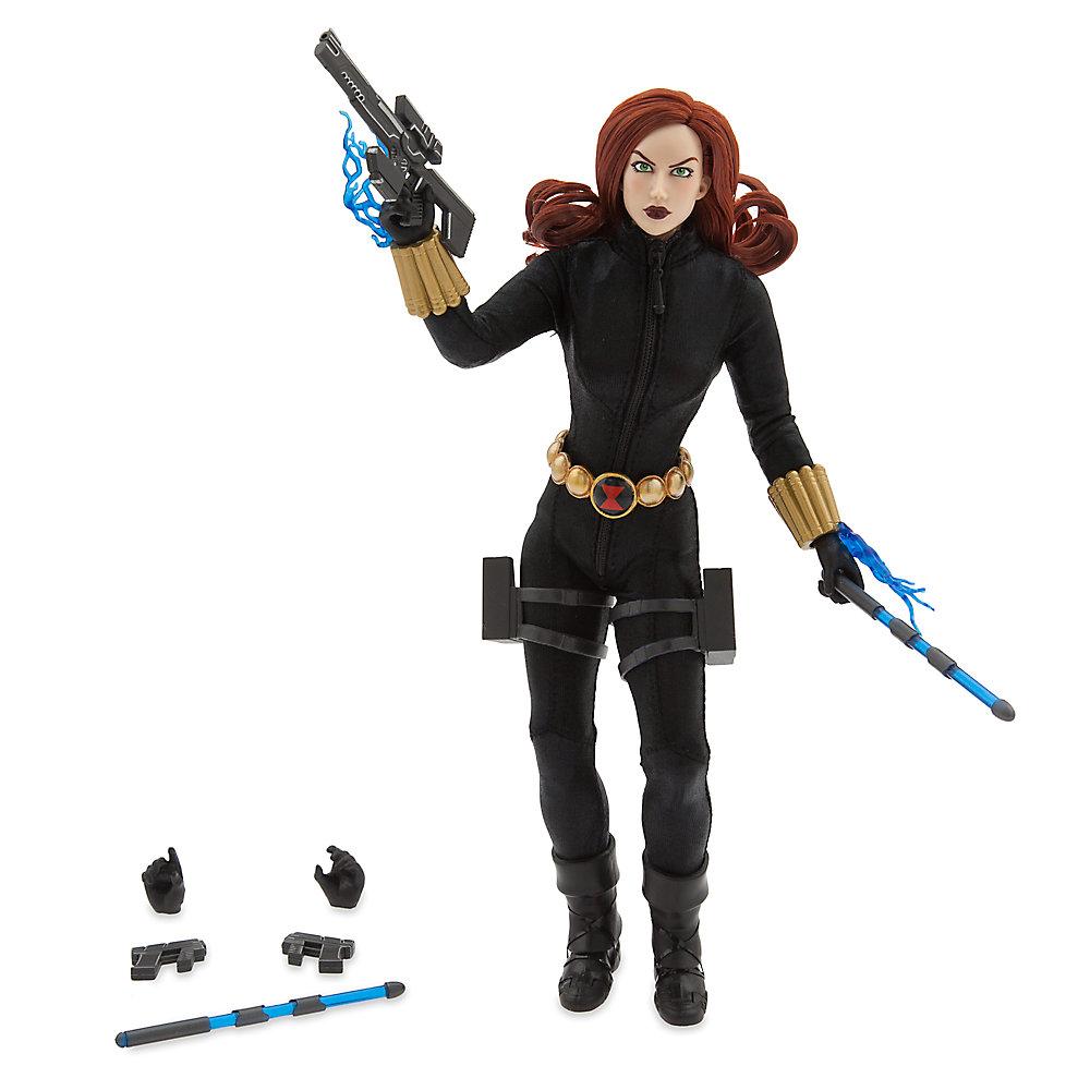 Marvel Ultimate Series Black Widow 002