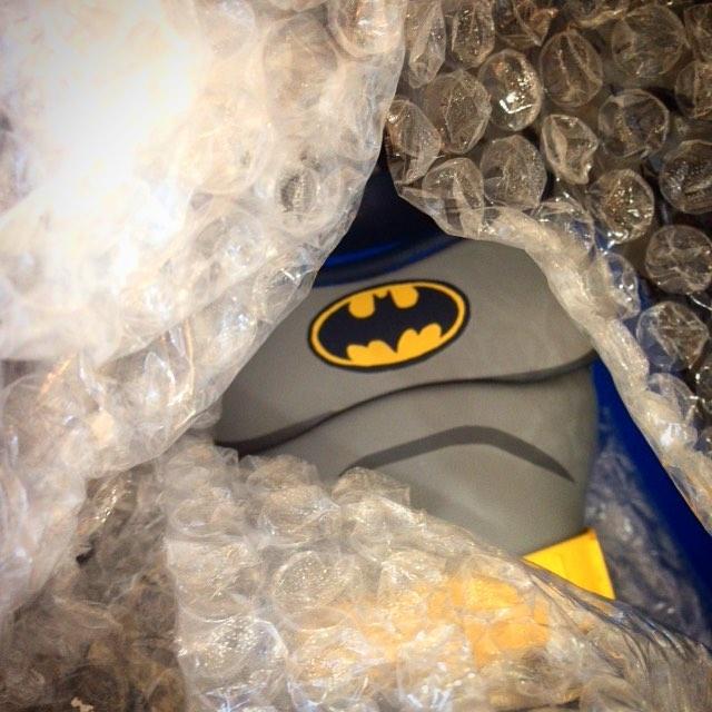Mondo Batman Teaser