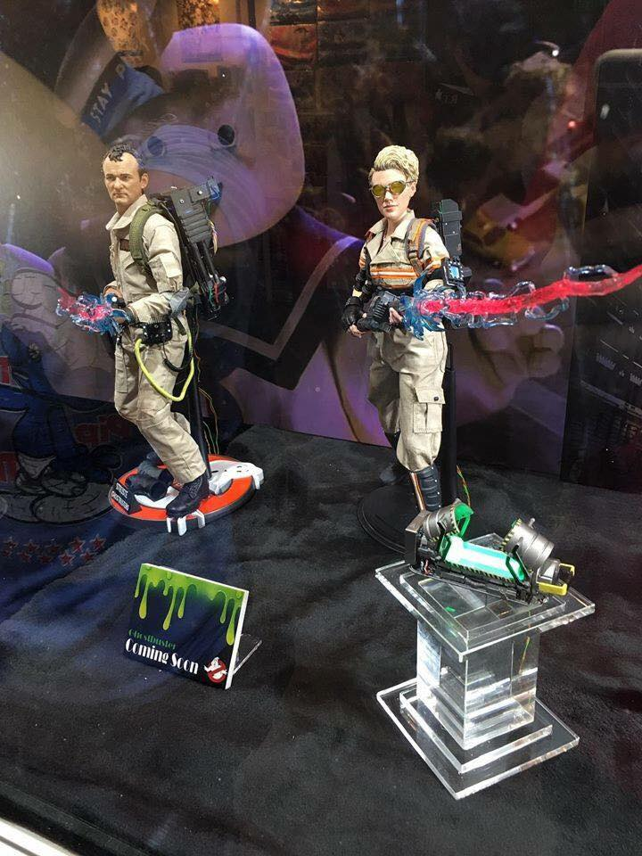 Soldier Story Ghostbusters Display 5