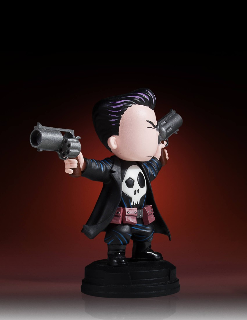Gentle Giant Punisher Animated Statue 005