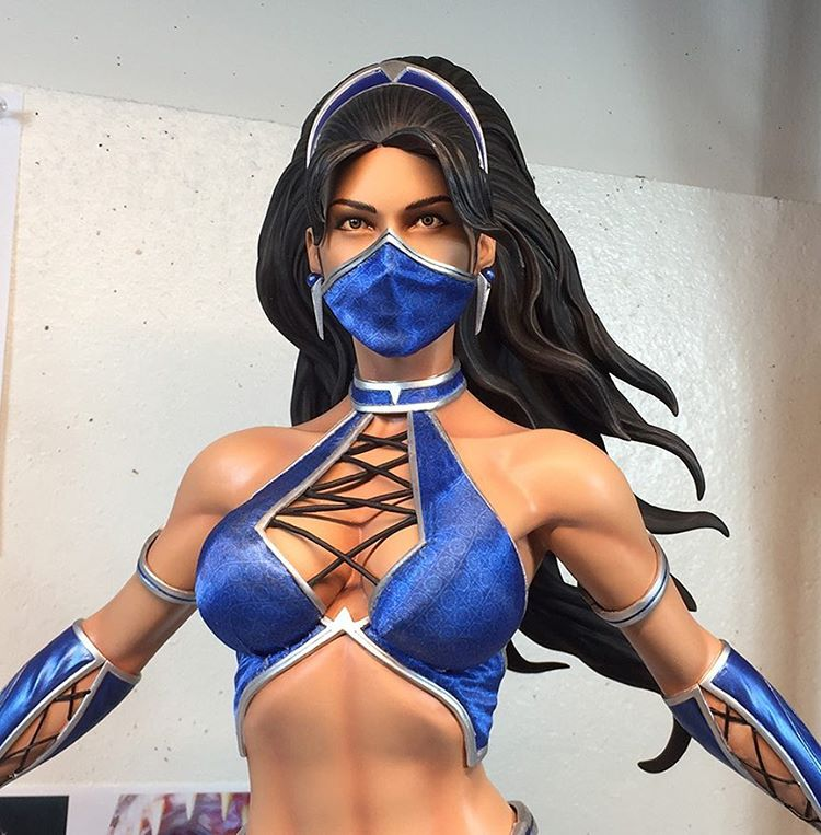 PCS Mortal Kombat Kitana Preview 001
