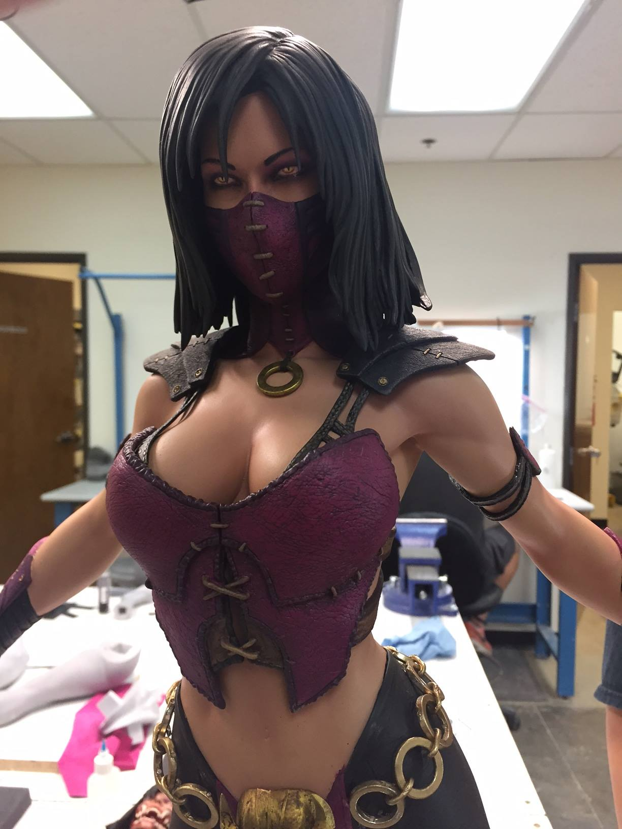 PCS Mortal Kombat Mileena Preview 001
