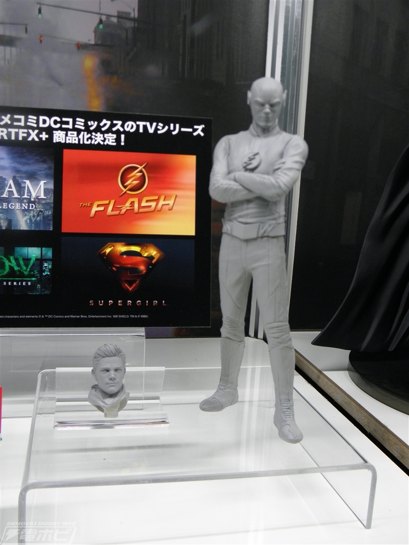 TCC2016 Koto The Flash Statue 001