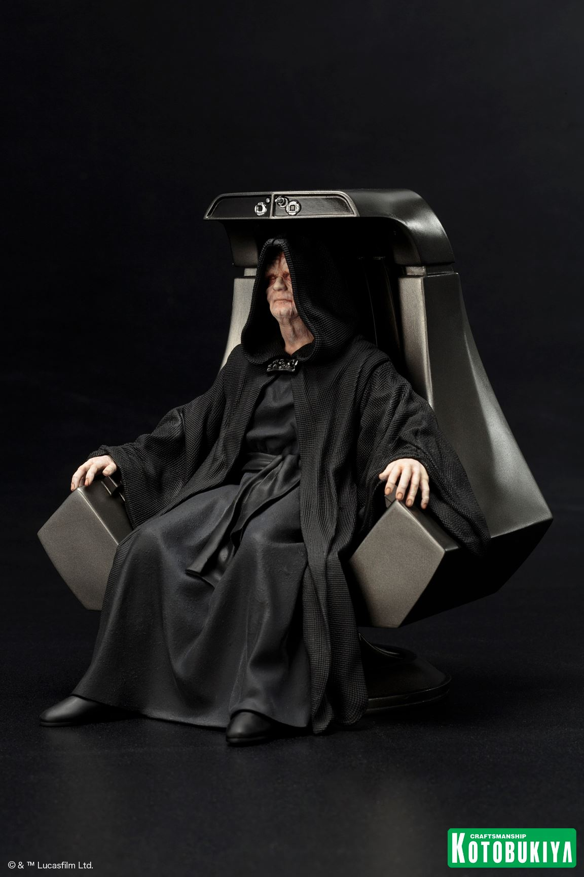 Star Wars Emperor Throne