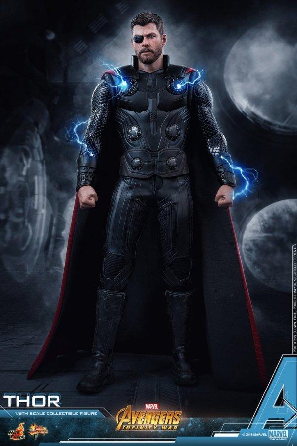 Hot Toys Avengers Infinity War – Thor - The Toyark - News