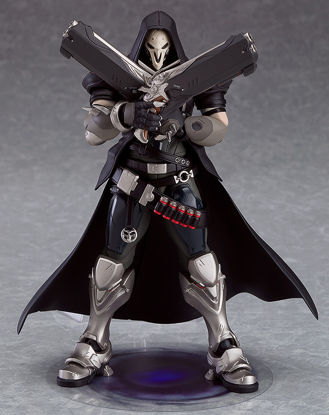 Reaper Added To The Figma Overwatch Line Up The Toyark News