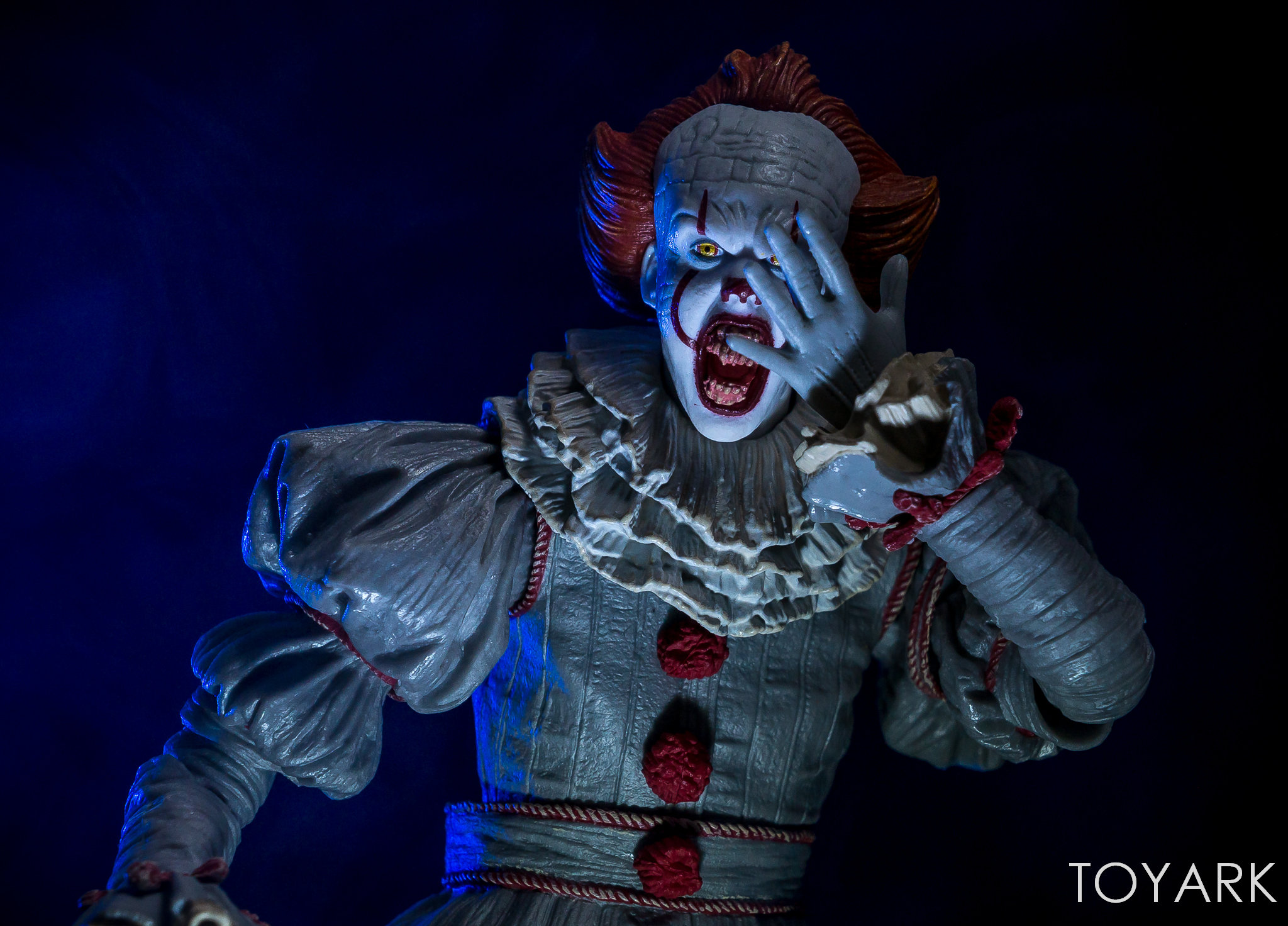 NECA IT Pennywise 2017 Toyark Gallery Toy Discussion At