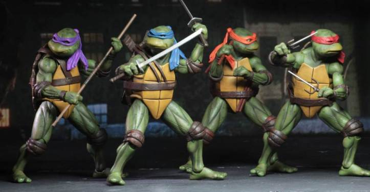 Image result for neca toys turtles
