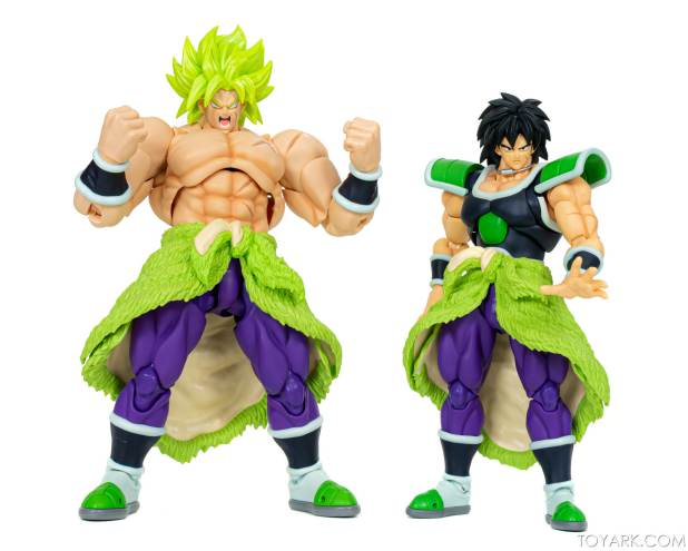 SHF Broly Base Form 013