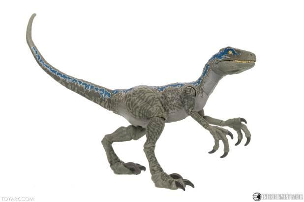 Jurassic Park Amber Owen Blue 16