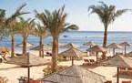 شاطئ فندق ومنتجع ميرامار العقة